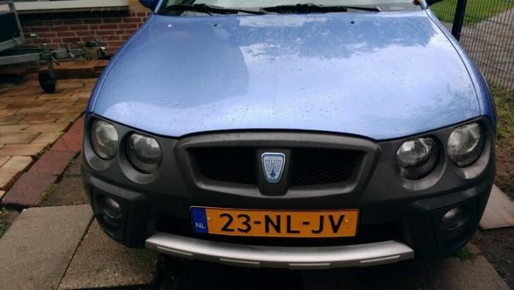 Rover Streetwise 1.4 5DR 5SEAT 2003 Blauw
