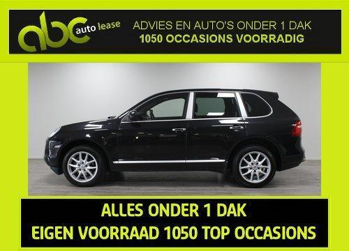 Porsche Cayenne S 3.6 V6 4X4 290PK Automaat - Full Options!