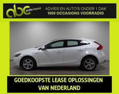 VOLVO V40 2.0 D2 120PK Ocean Race uitvoering Full Options