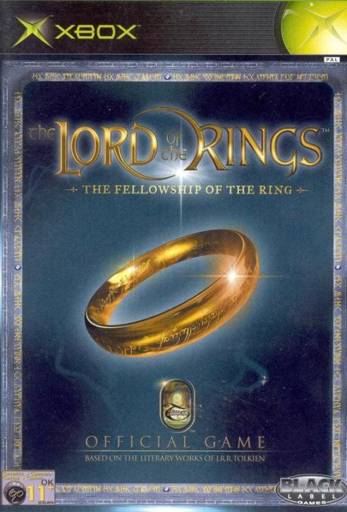 Lord of Rings Fellowship of Ring   Xbox   iDeal