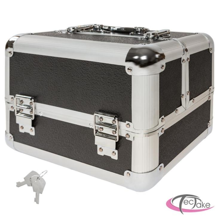 Cosmetica koffer make-up beautycase hardcase 400834