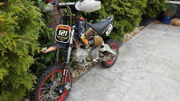 pitbike Monstermoto
