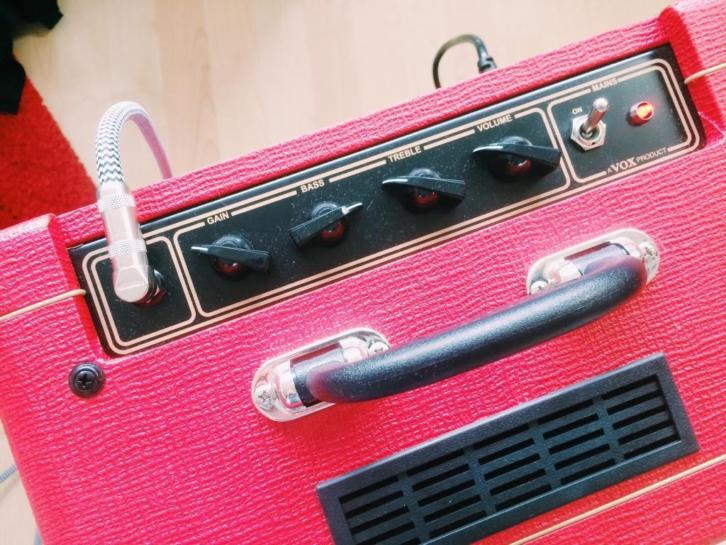Vox AC4C1 Limited RED Edition