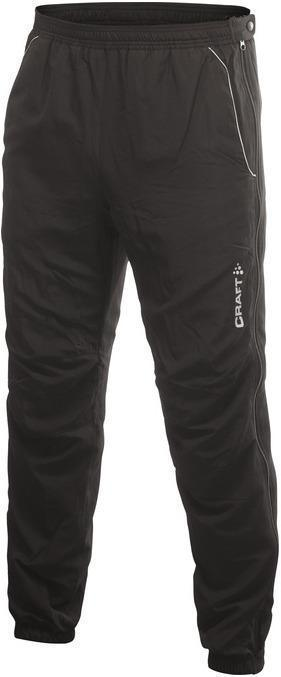 Craft Schaatsbroek zwart AXC Touring Dames L