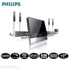 Philips Cineos DVD home cinema-systeem HTS9800