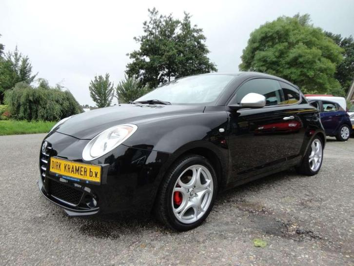 Alfa Romeo MiTo 1.4 Multi-air Distinctive 105 pk / Profiteer