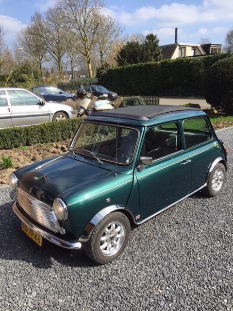 Rover Mini British Open 1.3