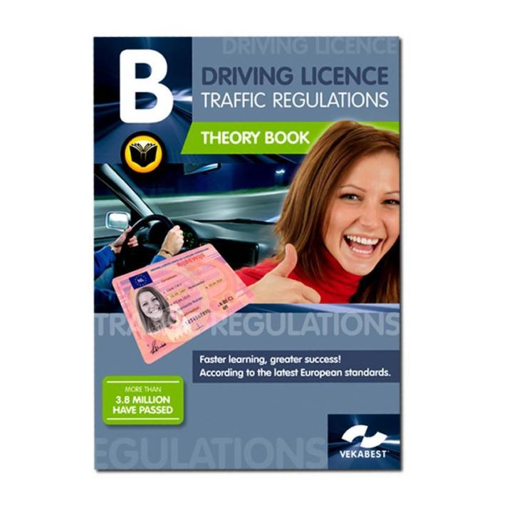 Driving license Theory book for the Dutch driving license