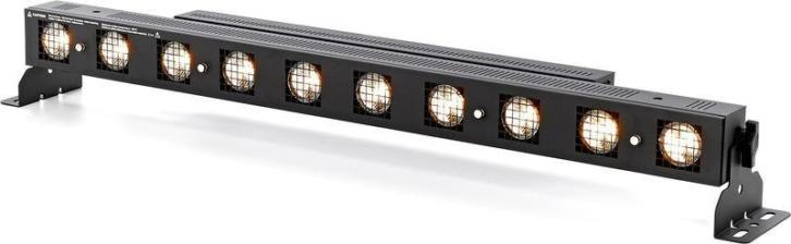 8x ShowTec Active Sunstrip DMX