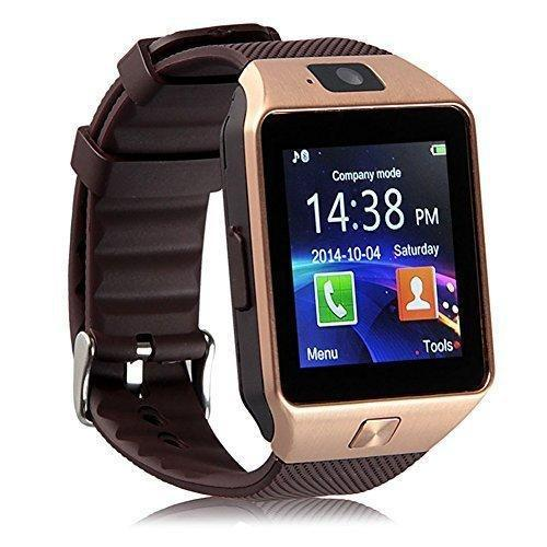 Smartwatch met Camera en Bluetooth Android Smart Watch 2016