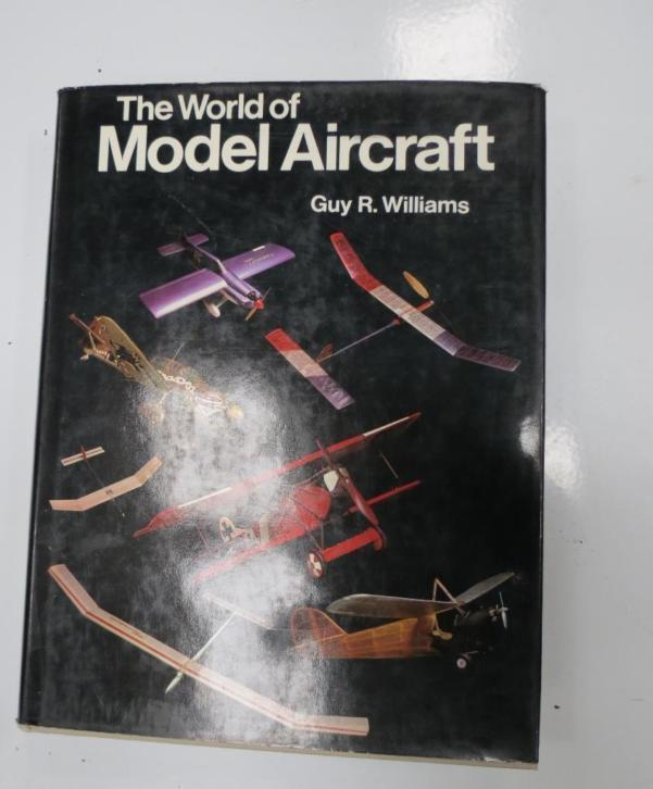 boek The World of Model Aircraft Guy R. Williams