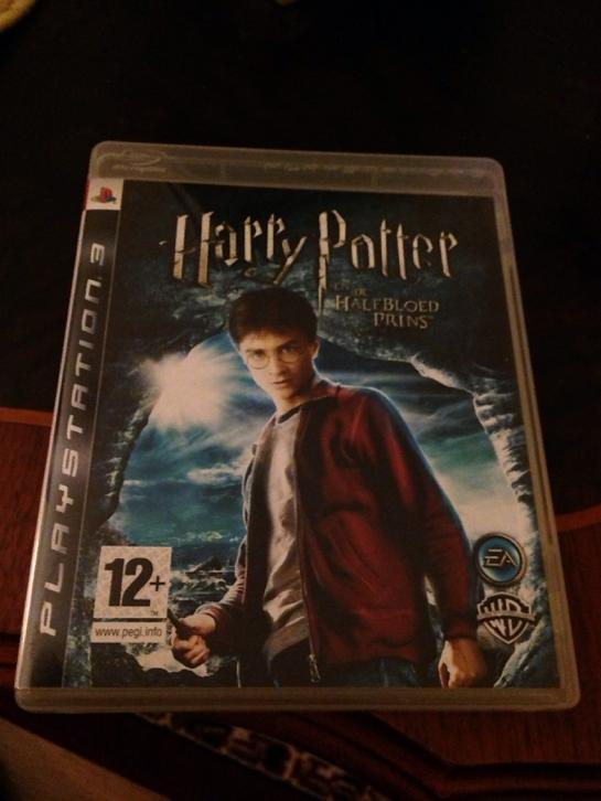Harry Potter half bloed prins ps3