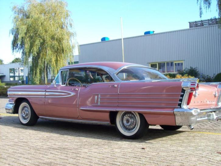 Oldsmobile SUPER 88 . HOLIDAY MET371 CID MET J2 MOTER TRI PO