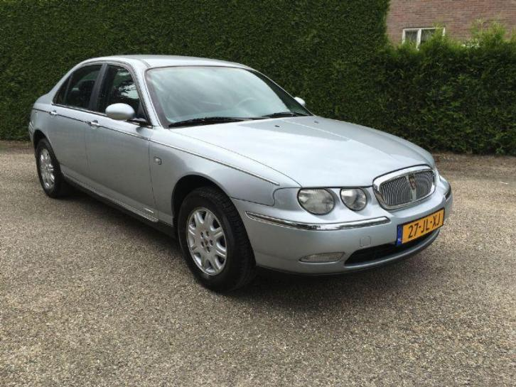 Rover 75 1.8 Club in super nette staat (bj 2000)