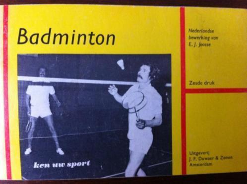 Badminton (door E J Joosse)