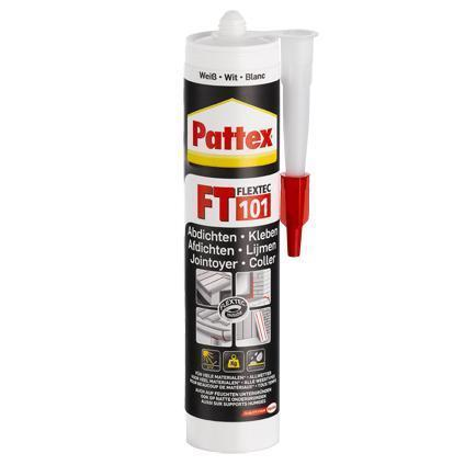 Pattex voegkit FT101 zwart 300ml