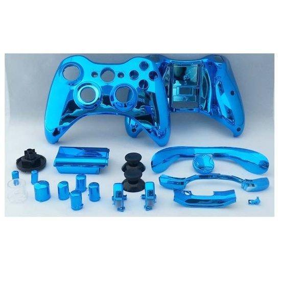 Chrome Plating ABS Protective Shell For XBOX 360 Wireless...