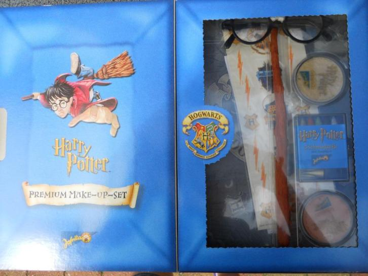 Harry Potter Premium Make-up Set Schminkset