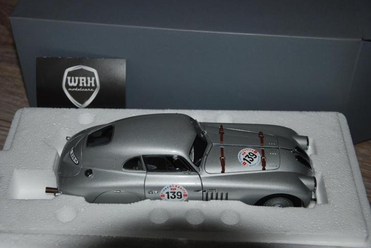 BMW 328 Coupe Streamliner Mille Miglia Autoart dealer ed WRH