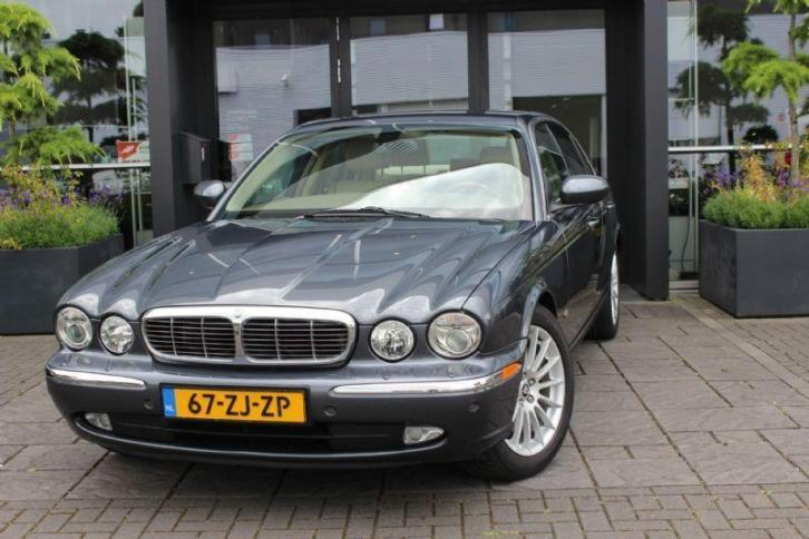 Jaguar XJ 2.7D V6 Sovereign ,NAVI,LEDER, (bj 2007)