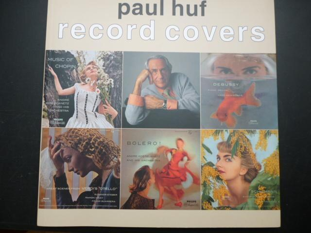 PAUL HUF - RECORD COVERS - 2046 - pr.incl.pakketvzkstn.