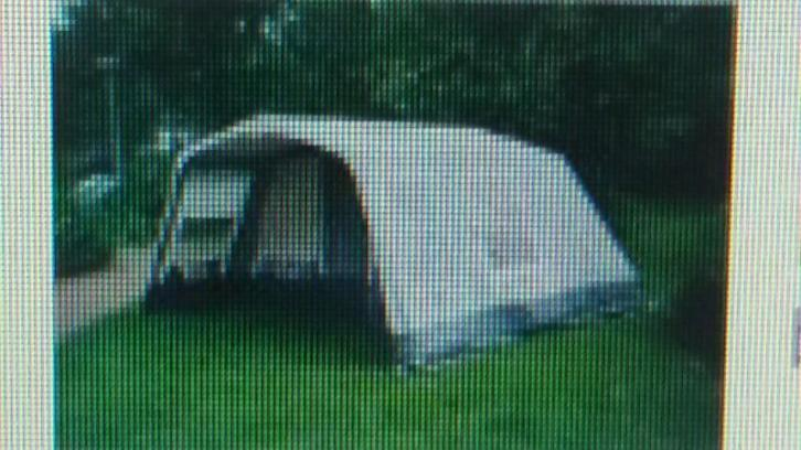 4 pers bungalowtent