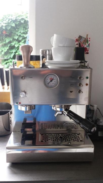 Quick-Mill 3035 espresso machine