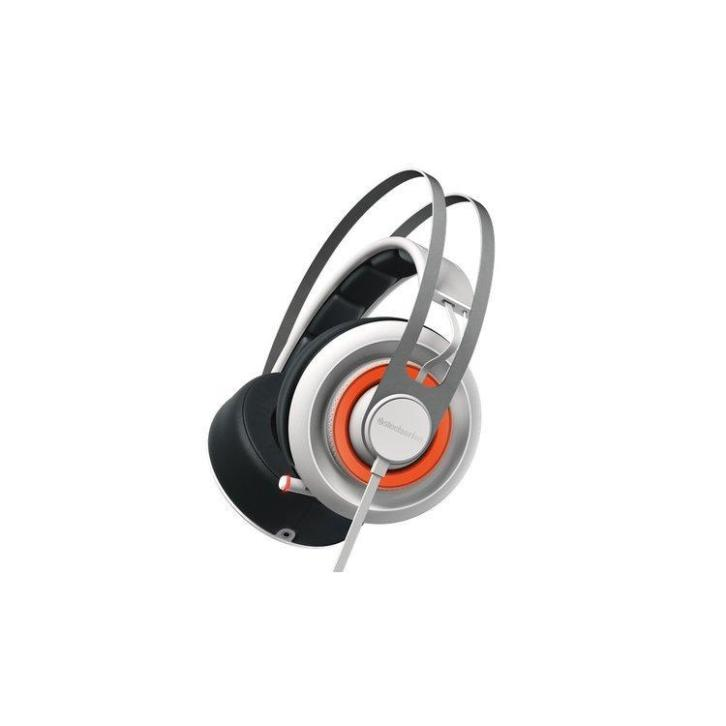 SteelSeries Siberia 650 Headset, Wit