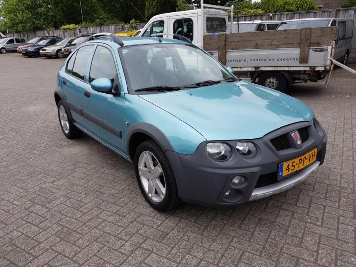 Rover Streetwise 1.4 airco-2004 131152 km-nw apk
