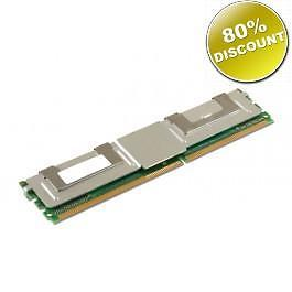 200 x 8GB PC2-5300F DDR2 geheugen modules SUPER STUNT PRIJS