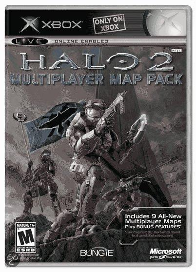 Halo 2 Mulitplayer Map Pack Add-On | Xbox | iDeal