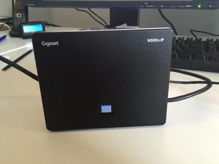 Gigaset N300A IP Base Station