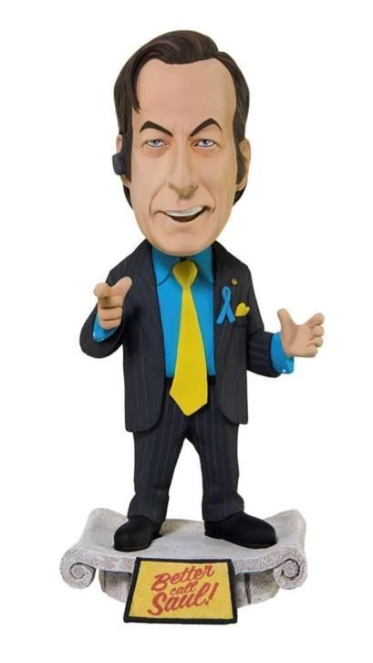 Breaking Bad Bobble-Head Saul Goodman