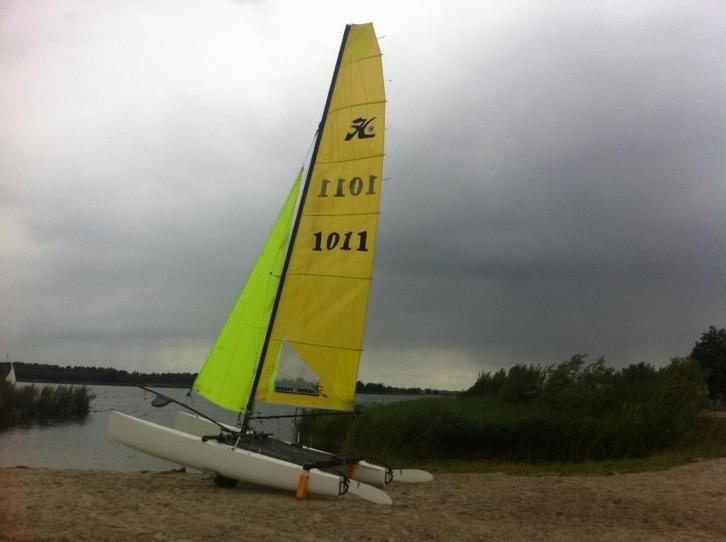 Hobie Tiger F18 2003 in super staat !