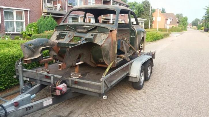 Te koop volvo amazon 1969 carroserie body kenteken