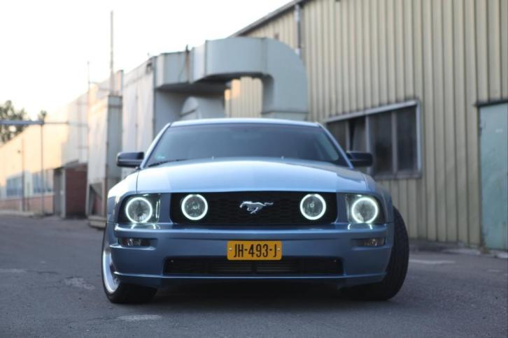 Ford Mustang GT Special Edition, V6 bj. 2007, Shelby wheels.