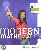9789001706579 Textbook 1B Havovwo Modern mathematics