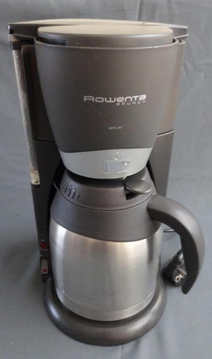 ROWENTA BRUNCH CT278 filter koffiezetapparaat koffiemachine