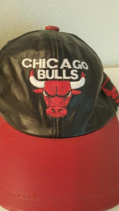 Chicago Bulls lederen pet