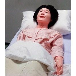 Nursing doll advanced version