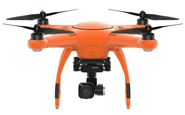 Autelrobo X-Star drone (met 4K camera) 'Orange'