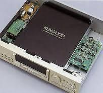 Kenwood dac converter 24bit dm-9090 mini disc