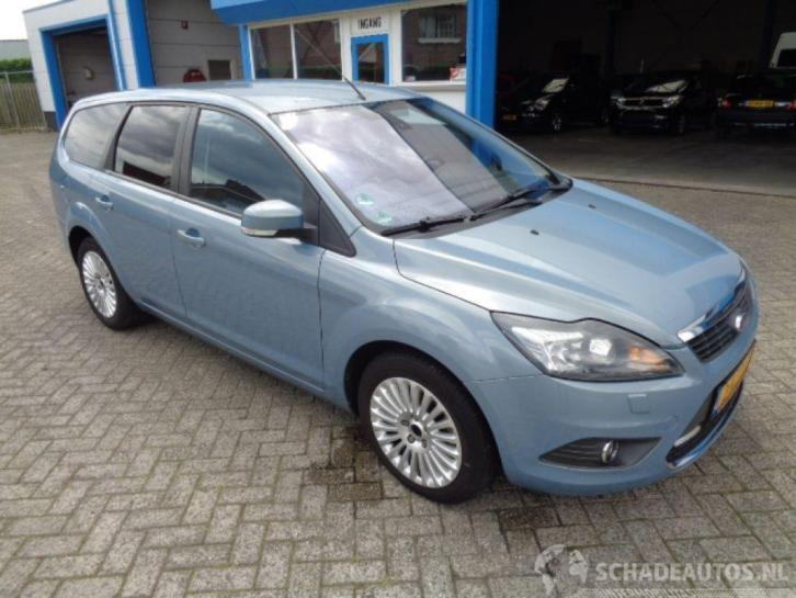 Ford Focus 1.6 tdci stationcar (bj 2008)