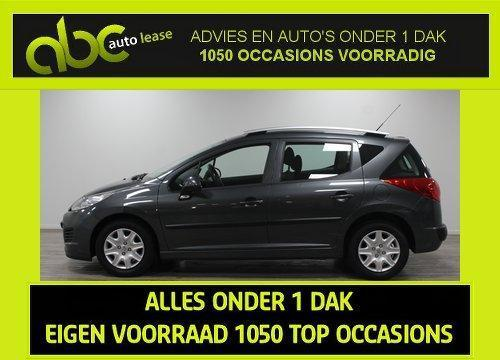 PEUGEOT 207 SW 1.4 VTI X-LINE - Airco - Audio - Cruise