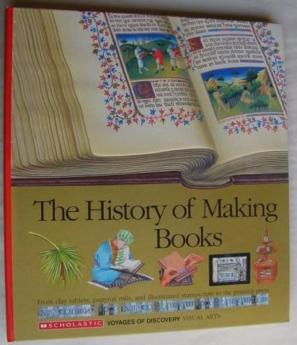 The History of Making Books - Boekdrukkunst