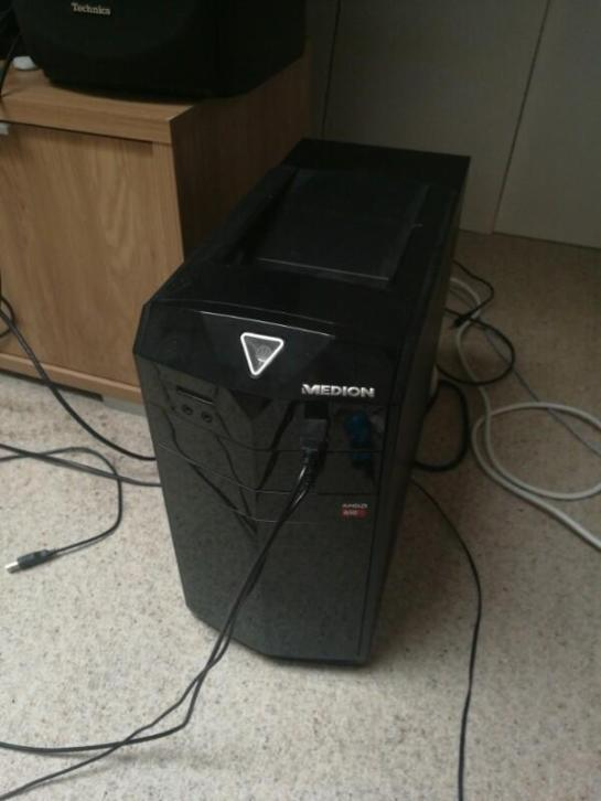 Medion desktop pc