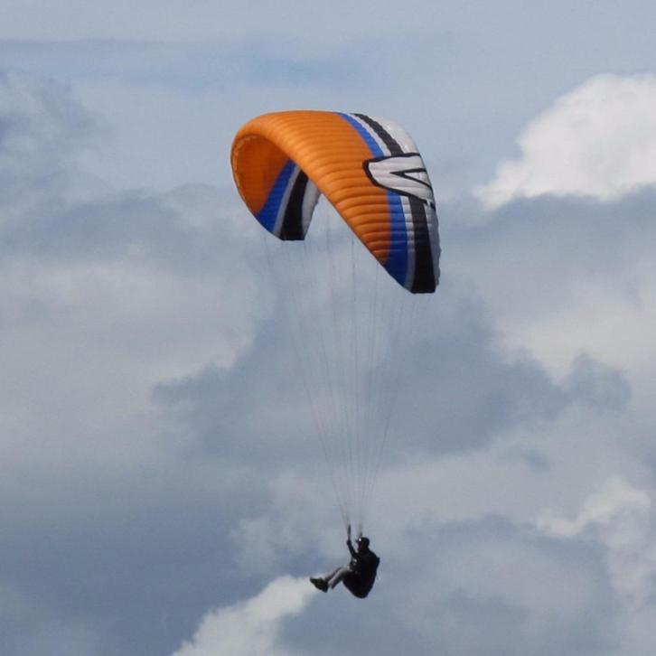 Paraglider Package.