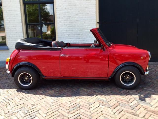 Mini Innocenti Cabriolet 1340cc