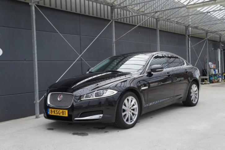 Jaguar XF 2.2D PREMIUM BUSINESS EDITION (bj 2013, automaat)