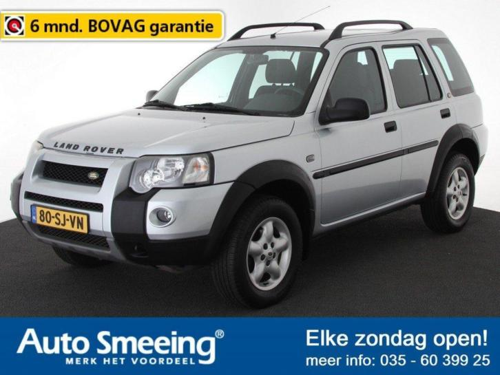 Land Rover Freelander Station Wagon 2.0 TD4 Automaat